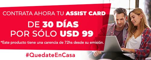 Promo en Assist Card