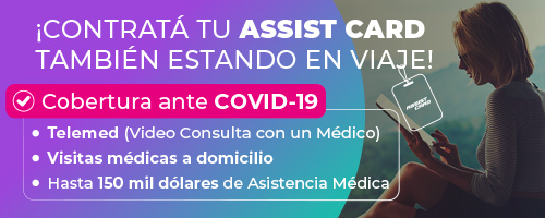 Promo en Assist Card