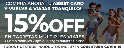 Assist Card Promo 15% OFF